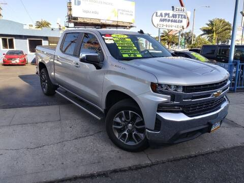 2019 Chevrolet Silverado 1500 for sale at LA PLAYITA AUTO SALES INC in South Gate CA