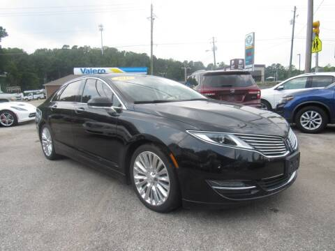 2015 Lincoln MKZ for sale at Discount Auto Sales in Pell City AL