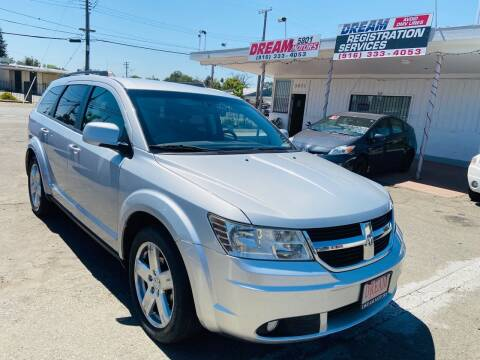 2010 Dodge Journey for sale at Dream Motors in Sacramento CA