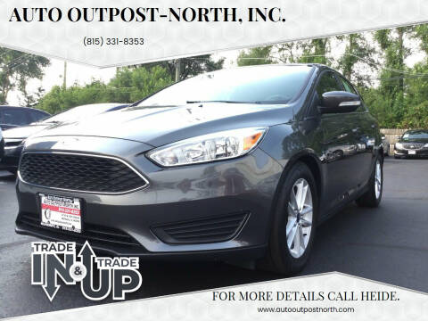 2016 Ford Focus for sale at Auto Outpost-North, Inc. in McHenry IL