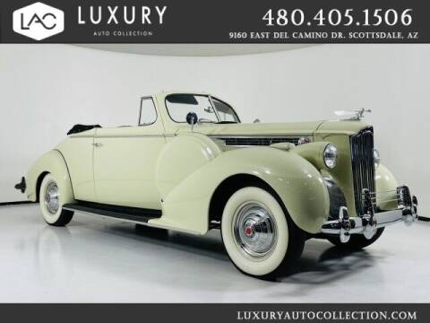 1940 Packard 120 Convertible for sale at Luxury Auto Collection in Scottsdale AZ