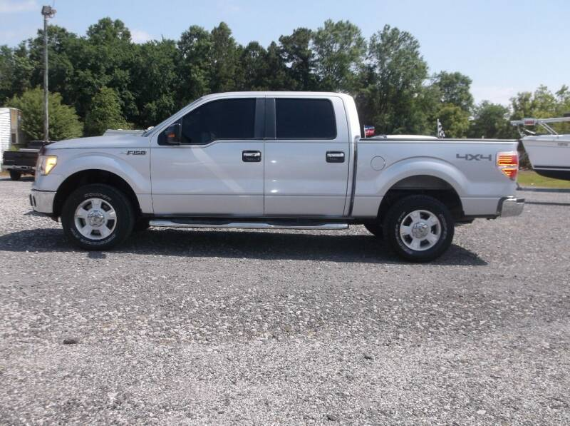 2010 Ford F-150 for sale at Car Check Auto Sales in Conway SC