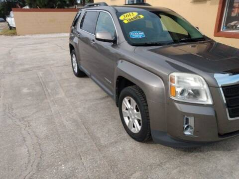 2012 GMC Terrain for sale at Car Spot Of Central Florida in Melbourne FL