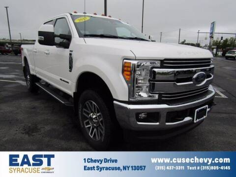 2017 Ford F-250 Super Duty for sale at East Syracuse Performance Sales & Service in Syracuse NY