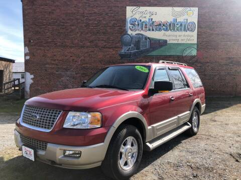 2005 Ford Expedition for sale at Priority One Auto Sales in Stokesdale NC