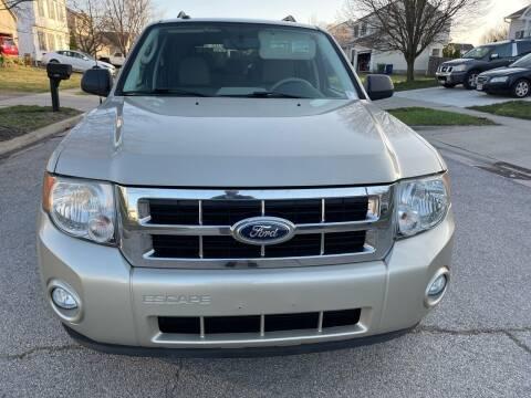 2010 Ford Escape for sale at Via Roma Auto Sales in Columbus OH