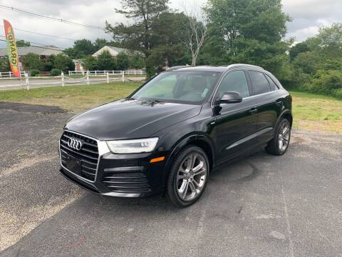 2016 Audi Q3 for sale at Lux Car Sales in South Easton MA