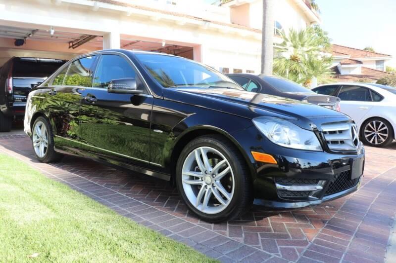 2012 Mercedes-Benz C-Class for sale at Newport Motor Cars llc in Costa Mesa CA