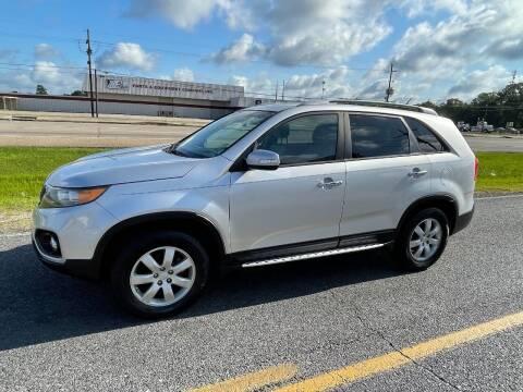 2011 Kia Sorento for sale at Double K Auto Sales in Baton Rouge LA