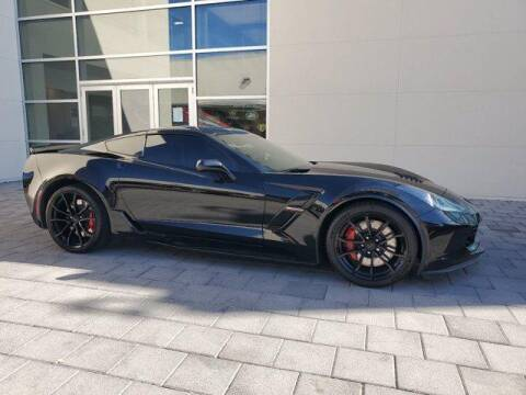 2018 Chevrolet Corvette for sale at Orlando Infiniti in Orlando FL