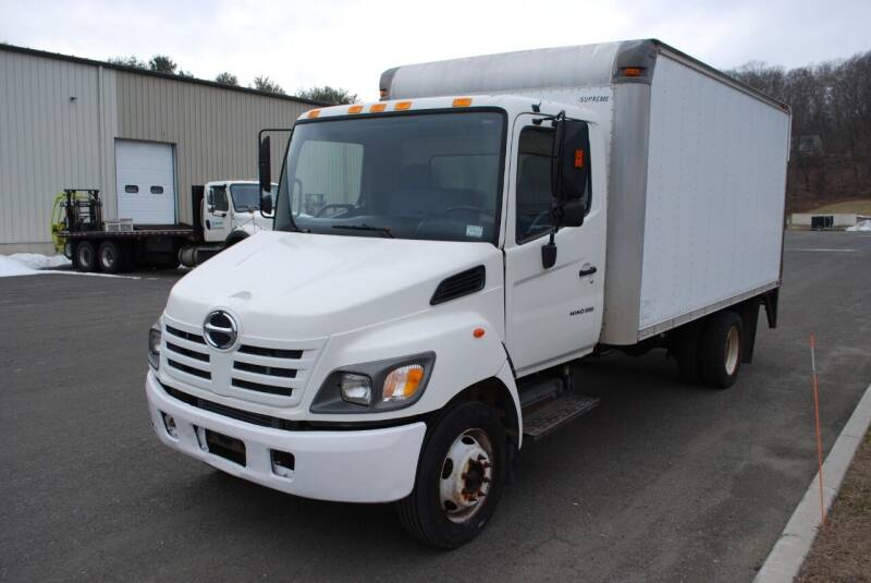 2005 Hino 165 for sale at New Milford Motors in New Milford CT