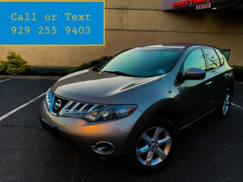 2010 Nissan Murano for sale at Ultimate Motors in Port Monmouth NJ