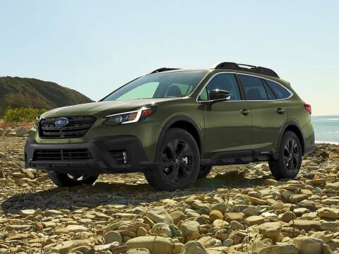 2020 Subaru Outback for sale at Sam Leman Toyota Bloomington in Bloomington IL