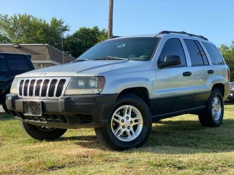 2003 Jeep Grand Cherokee for sale at Cash Car Outlet in Mckinney TX