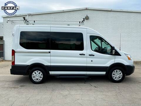 2016 Ford Transit Passenger for sale at Smart Chevrolet in Madison NC