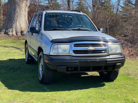 2003 Chevrolet Tracker for sale at Choice Motor Car in Plainville CT