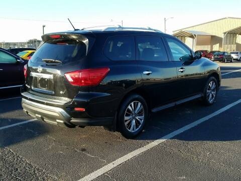 2018 Nissan Pathfinder for sale at GP Auto Connection Group in Haines City FL