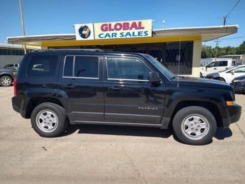 2012 Jeep Patriot for sale at Suzuki of Tulsa - Global car Sales in Tulsa OK