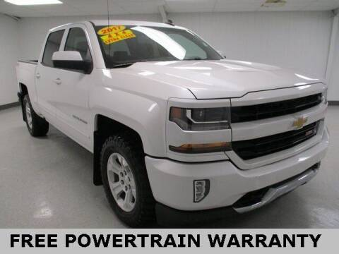 2017 Chevrolet Silverado 1500 for sale at Sports & Luxury Auto in Blue Springs MO