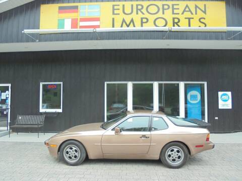 1987 Porsche 944 for sale at EUROPEAN IMPORTS in Lock Haven PA