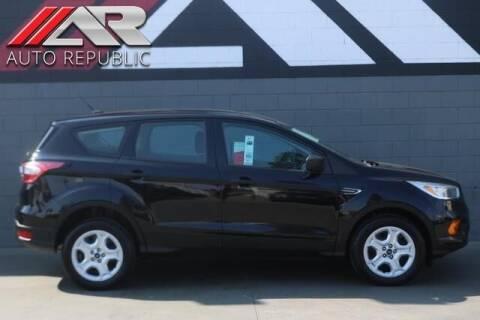 2017 Ford Escape for sale at Auto Republic Fullerton in Fullerton CA