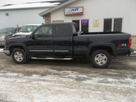 2006 Chevrolet Silverado 1500 for sale at A Plus Auto Sales/ - A Plus Auto Sales in Sioux Falls SD