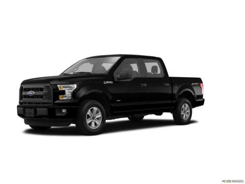 2015 Ford F-150 for sale at Mann Chrysler Dodge Jeep of Richmond in Richmond KY