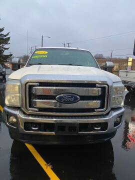 2015 Ford F-250 Super Duty for sale at Zs Auto Sales Burlington in Burlington WI