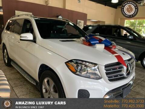 2018 Mercedes-Benz GLS for sale at Amazing Luxury Cars in Snellville GA