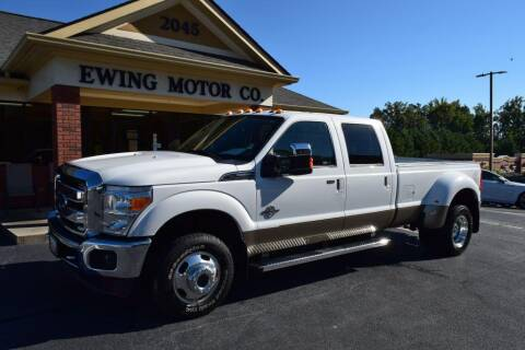 2012 Ford F-350 Super Duty for sale at Ewing Motor Company in Buford GA