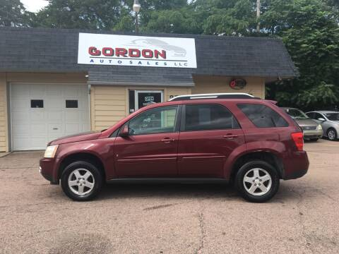 2007 Pontiac Torrent for sale at Gordon Auto Sales LLC in Sioux City IA