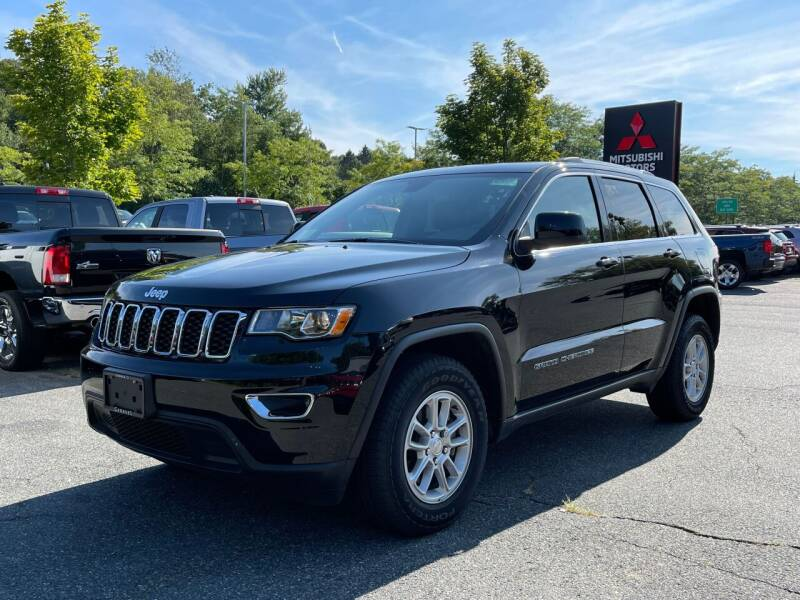 2018 Jeep Grand Cherokee for sale at Midstate Auto Group in Auburn MA