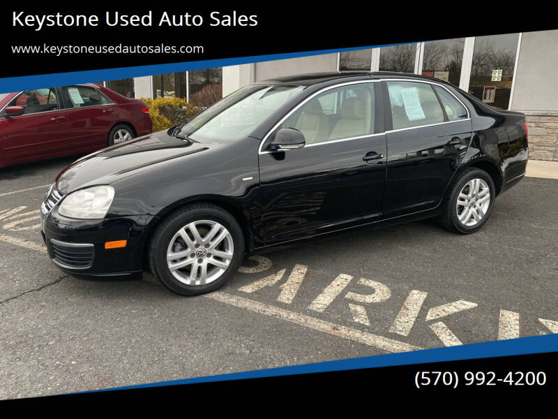 2007 Volkswagen Jetta for sale at Keystone Used Auto Sales in Brodheadsville PA