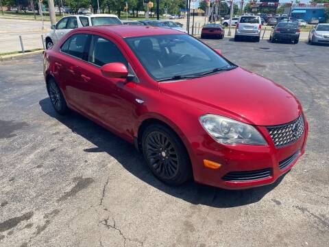 2012 Suzuki Kizashi for sale at Hart Auto in Milwaukee WI