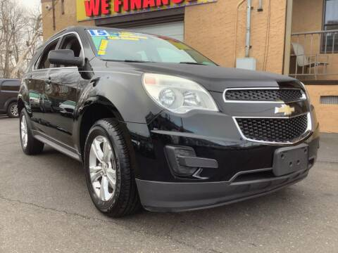 2015 Chevrolet Equinox for sale at Active Auto Sales Inc in Philadelphia PA