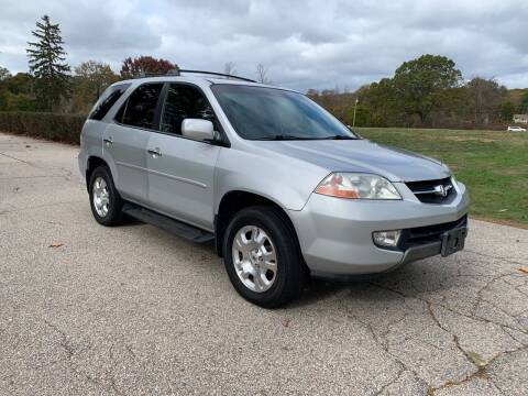 2002 Acura MDX for sale at 100% Auto Wholesalers in Attleboro MA
