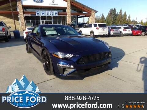 2018 Ford Mustang for sale at Price Ford Lincoln in Port Angeles WA