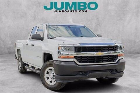 2019 Chevrolet Silverado 1500 LD for sale at Jumbo Auto & Truck Plaza in Hollywood FL