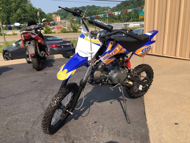 2020 Coolster 125CC for sale at W V Auto & Powersports Sales in Charleston WV