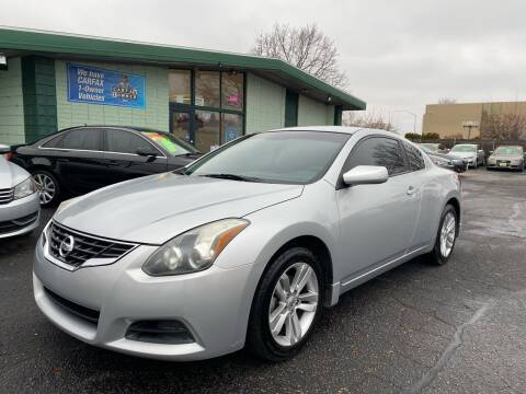 2010 Nissan Altima for sale at TDI AUTO SALES in Boise ID