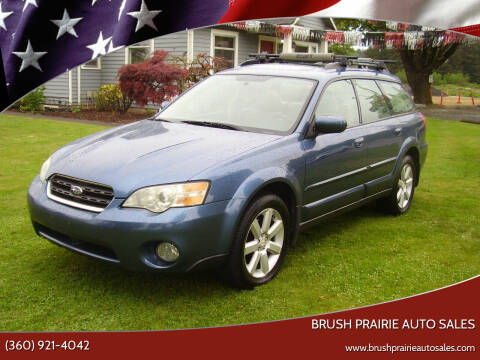 2007 Subaru Outback for sale at Brush Prairie Auto Sales in Battle Ground WA