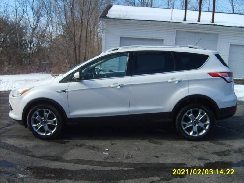 2015 Ford Escape for sale at Northport Motors LLC in New London WI