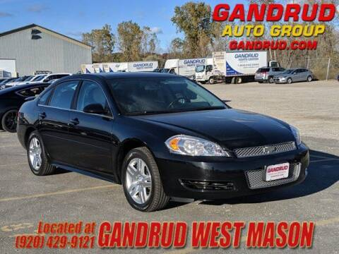 2012 Chevrolet Impala for sale at GANDRUD CHEVROLET in Green Bay WI