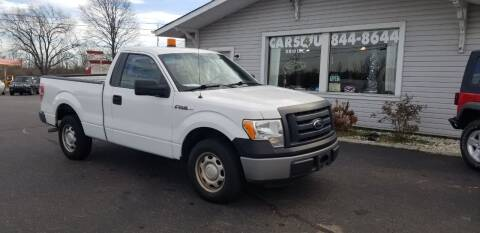2012 Ford F-150 for sale at Cars 4 U in Liberty Township OH