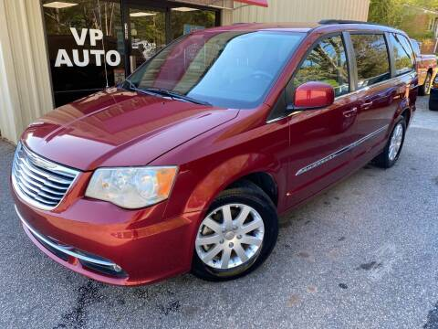 2013 Chrysler Town and Country for sale at VP Auto in Greenville SC