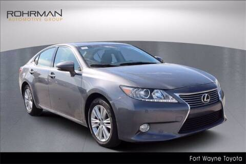 2013 Lexus ES 350 for sale at BOB ROHRMAN FORT WAYNE TOYOTA in Fort Wayne IN