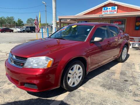 2014 Dodge Avenger for sale at D&S Auto Sales, Inc in Melbourne FL