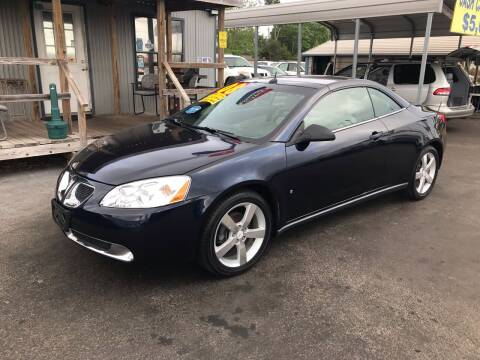 2008 Pontiac G6 for sale at Texas 1 Auto Finance in Kemah TX