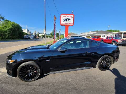 2017 Ford Mustang for sale at Ford's Auto Sales in Kingsport TN