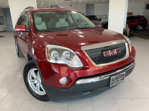 2008 GMC Acadia for sale at Auto Mall of Springfield in Springfield IL
